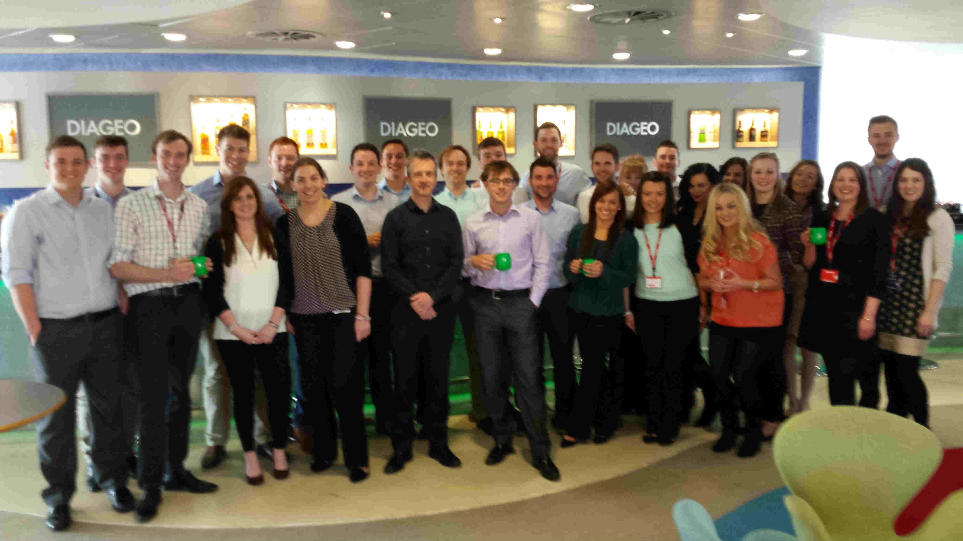 The DRIVE Behind Diageo's Young Leaders
