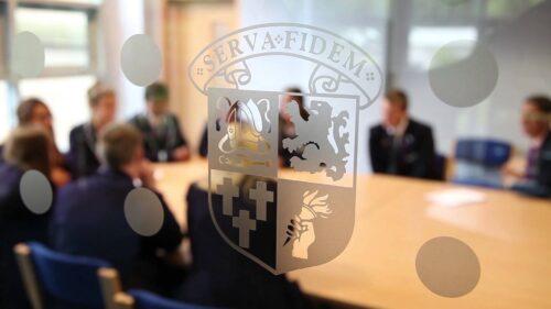 The High School of Glasgow logo